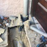 afkoppeling scheiden riolering Ruisbroek 7 - Massaert bvba
