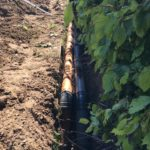 afkoppeling scheiden riolering Sint-Pieters-Leeuw 11 - Massaert bvba