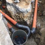 afkoppeling scheiden riolering Sint-Pieters-Leeuw 28 - Massaert bvba