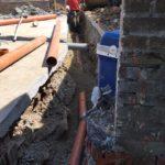 afkoppeling scheiden riolering Sint-Pieters-Leeuw 29 - Massaert bvba