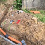 afkoppeling scheiden riolering Sint-Pieters-Leeuw 34 - Massaert bvba