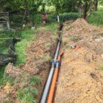 afkoppeling scheiden riolering Sint-Pieters-Leeuw 39 - Massaert bvba
