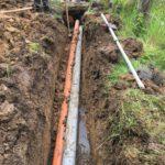 afkoppeling scheiden riolering Sint-Pieters-Leeuw 50 - Massaert bvba
