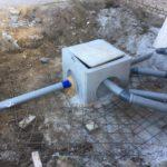 gescheiden riolering hemelwaterput 10000 l Sint-Pieters-Leeuw 2 - Massaert bvba