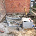 gescheiden riolering hemelwaterput 10000 l Sint-Pieters-Leeuw 5 - Massaert bvba