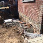 gescheiden riolering met hemelwaterciterne en septische put Sint-Pieters-Leeuw 20 - Massaert bvba