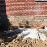 gescheiden riolering met hemelwaterciterne en septische put Sint-Pieters-Leeuw 22 - Massaert bvba
