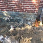 gescheiden riolering met hemelwaterciterne en septische put Sint-Pieters-Leeuw 23 - Massaert bvba
