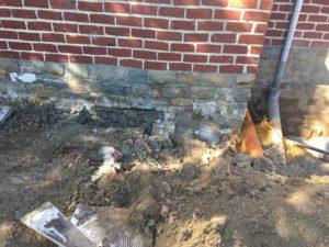 gescheiden riolering met hemelwaterciterne en septische put Sint-Pieters-Leeuw 23