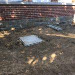 gescheiden riolering met hemelwaterciterne en septische put Sint-Pieters-Leeuw 25 - Massaert bvba