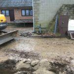 gescheiden riolering terras oprit polybeton Sint-Pieters-Leeuw_0644 - Massaert bvba