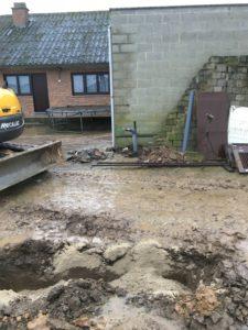 gescheiden riolering terras oprit polybeton Sint-Pieters-Leeuw_0644