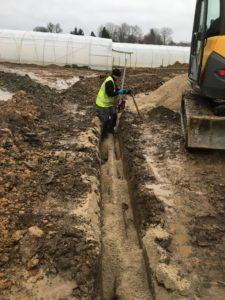 gescheiden riolering terras oprit polybeton Sint-Pieters-Leeuw_0645