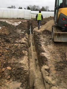 gescheiden riolering terras oprit polybeton Sint-Pieters-Leeuw_0646