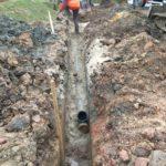 gescheiden riolering terras oprit polybeton Sint-Pieters-Leeuw_0651 - Massaert bvba