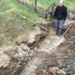 gescheiden riolering terras oprit polybeton Sint-Pieters-Leeuw_0654 - Massaert bvba