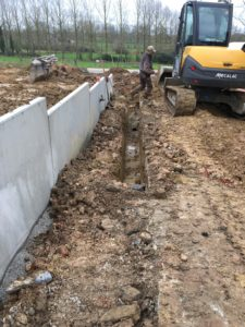 gescheiden riolering terras oprit polybeton Sint-Pieters-Leeuw_0658