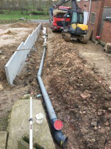 gescheiden riolering terras oprit polybeton Sint-Pieters-Leeuw_0672