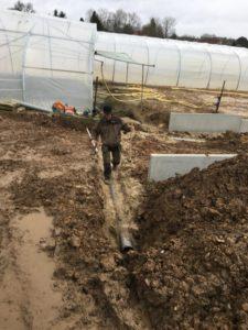 gescheiden riolering terras oprit polybeton Sint-Pieters-Leeuw_0675