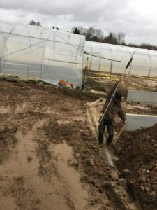 gescheiden riolering terras oprit polybeton Sint-Pieters-Leeuw_0676