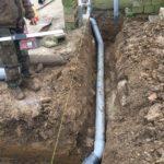 gescheiden riolering terras oprit polybeton Sint-Pieters-Leeuw_0679 - Massaert bvba