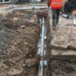 gescheiden riolering terras oprit polybeton Sint-Pieters-Leeuw_0682 - Massaert bvba